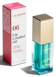 Увлажняющее масло Clarins Comfort Lip Oil Mint, 7 мл