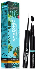 Nuggela & Sule Amazonic Brow Serum + Brush 2pcs Set 2.5ml