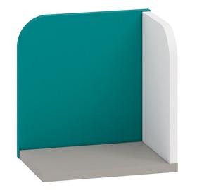 ML Meble IQ 16 Wall Shelf Turquoise