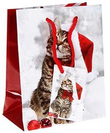 Verners Gift Bag Christmas Cat 389700