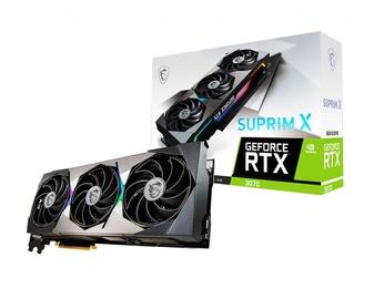 Vaizdo plokštė MSI Nvidia GeForce RTX 3070 8 GB GDDR6