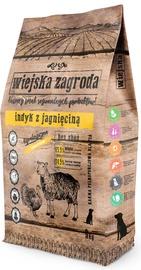 Сухой корм для собак Wiejska Zagroda Dog Dry Food Turkey & Lamb 9kg