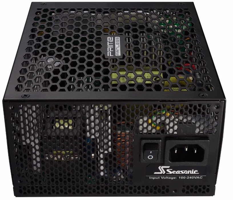 Seasonic Power Supply PSU 600W 80 Plus Titanium