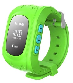 Išmanusis laikrodis ART Smartwatch With GPS Locator Green