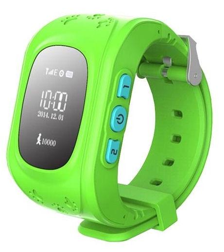 Nutikell ART Smartwatch With GPS Locator Green