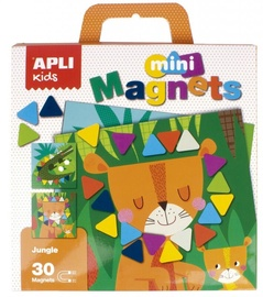 Apli Kids Mini Magnets Jungle 16815