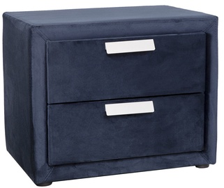 Home4you Nightstand Grace Blue
