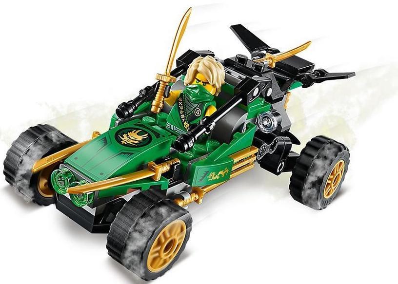 Konstruktorius LEGO®Ninjago 71700 Džiunglių plėšikas