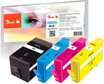 Кассета для принтера Peach Ink Cartridge H903XL Multipack