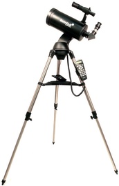 Teleskoop Levenhuk 127 GT Mak, maksutovi, 3.3 kg