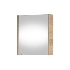 Pakabinama vonios spintelė Riva Sonoma sv44-18, šviesiai ruda