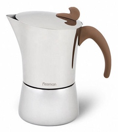 Fissman Stovetop Espresso Maker For 4 Cups 240ml