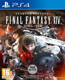 Final Fantasy XIV Online Starter Edition PS4