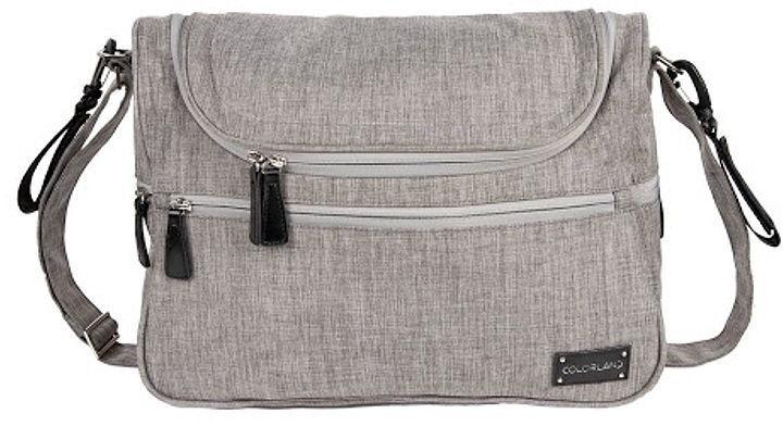 Сумка Canpol Babies Classic, серый