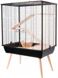 Zolux Neo Cosy Rodents Cage Black