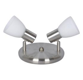 Kryptinis šviestuvas Adrilux Dasi-2/AS-8007-02-6276, 2X40W, E14