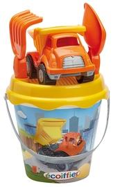 Набор игрушек для песочницы Ecoiffier Building, многоцветный, 5 шт.