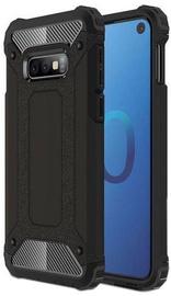 Hurtel Hybrid Armor Back Case For Samsung Galaxy S10e Black