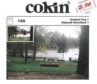Cokin P150 Fog 1 Effect M