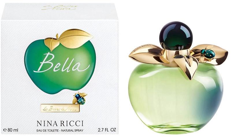 Tualettvesi Nina Ricci Bella 80ml EDT
