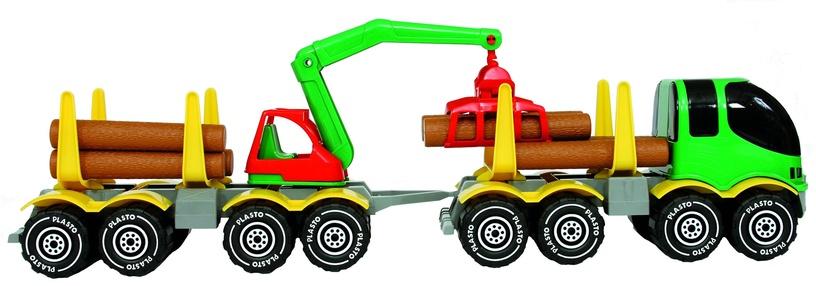 Plasto Timber Truck 1683P