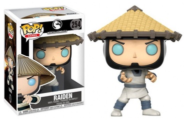Funko Pop! Games Mortal Kombat X Raiden 254