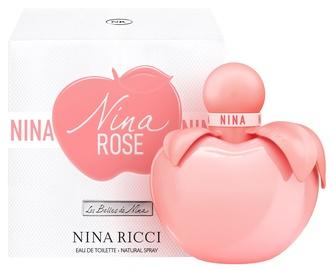 Parfüümid Nina Ricci Nina Rose 50ml EDT