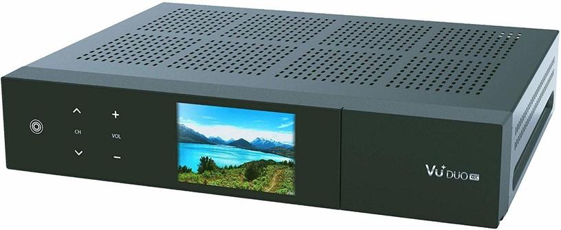 VU+ Duo 4K Twin DVB-S2X/DVB-C FBC PVR