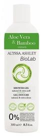 Alyssa Ashley Biolab Aloe Vera & Bamboo Shower Gel 300ml