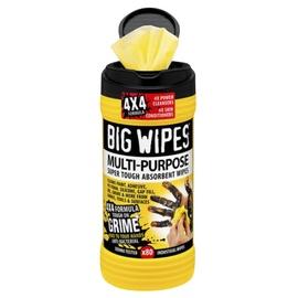 Salvetes Bigwipes Multi-Purpose, 80gab