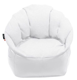 Qubo Bean Bag Shell Soft Pearl