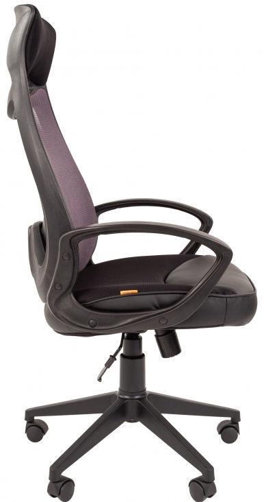 Biroja krēsls Chairman 840 TW-04 BlackGrey
