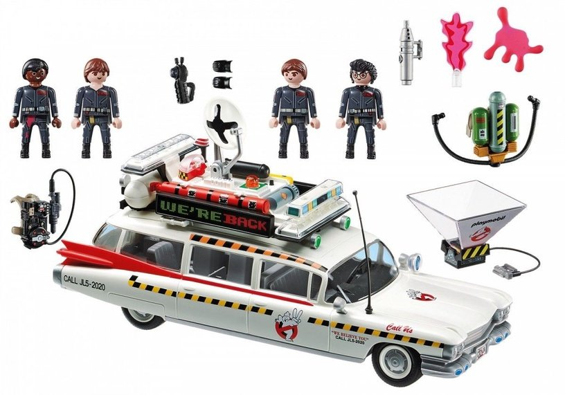 Playmobil Ghostbusters Ecto-1A 70170