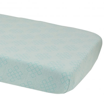 Lodger Slumber Empire Sheet With Rubber Agate 70x140