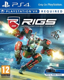 RIGS: Mechanized Combat League PS4 VR