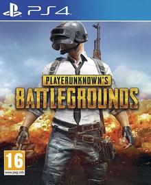 Playerunknowns's Battlegrounds PS4