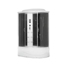 Masažinė dušo kabina Erlit 4512TPL-C4, 80x120x215 cm
