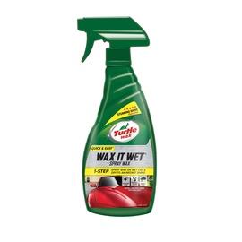 Automobilių purškiamas vaškas Turtle Wax Wax it Wet, 0,5 l