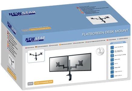 Televizoriaus laikiklis NewStar FPMA-D1330DBLACK Desk Mount 10-24''