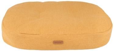Amiplay Montana Oval Mattress L 78x65x10cm Yellow