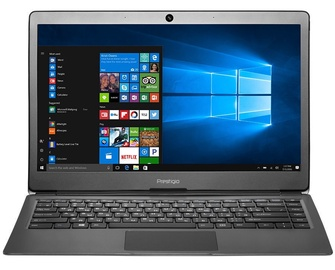 Prestigio SmartBook 133S 3/32GB W10 Dark Grey (bojāts iepakojums)/2
