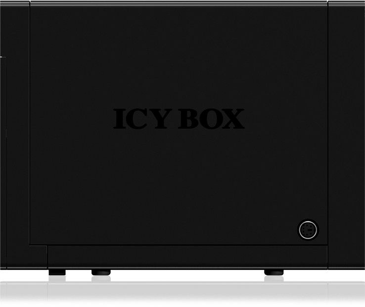 "ICY BOX 4-bay JBOD enclosure 3.5"" USB 3.0/eSATA IB-3640SU3"