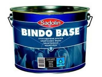 Грунт Sadolin Bindo Base, 1 л