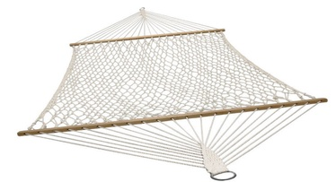 Besk Hammock w/ Cotton Ropes 200x150cm