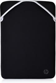 Рюкзак Hewlett-Packard Reversible 2F2K5AA, серебристый/черный, 15.6″