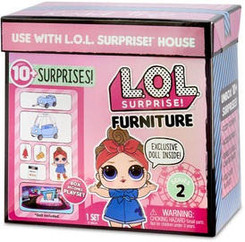 MGA L.O.L. Surprise Furniture With Doll