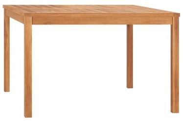 Садовый стол 315618, коричневый