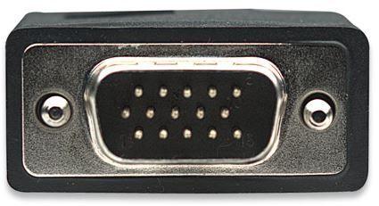 Manhattan Monitor Cable VGA to VGA Black 10m