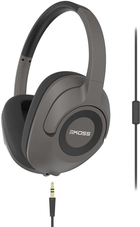 Koss UR42i Over Ear Headphones Black