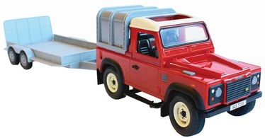 Tomy Britains Land Rover & Trailer